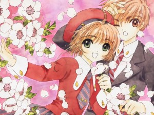 Cardcaptor Sakura and Syaoran