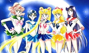 Sailor Scouts Core Senchi
