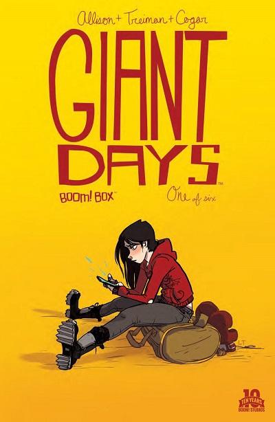 giant daysg